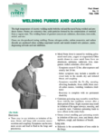 Welding Fumes and Gases