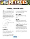 Handling Livestock Safely