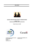 National Stress and Mental Survey of Canadian Farmers