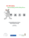 On the Farm with Mic Safety Mouse- Chemical Safety