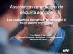 Les ressources humaines : essentielles à toute bonne entreprise