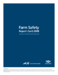 2008 Farm Safety Report Card