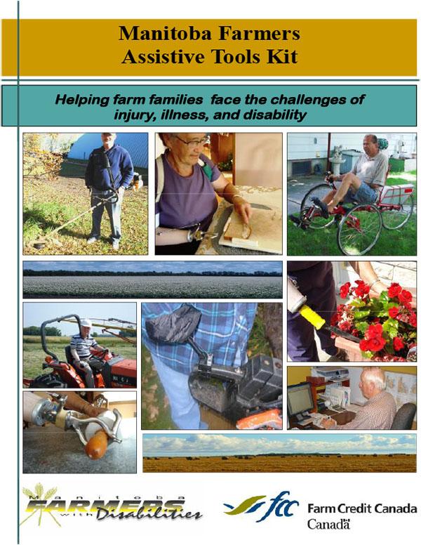 Manitoba Farmers Assistive Tools Kit