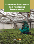 Pratiques normales pour les applicateurs de pesticides
