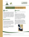 Rabies: Need to Know Information for Agricultural Producers