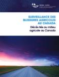 Décès liés au milieu agricole au Canada