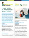 Les femmes en agriculture - L'équipement de protection individuelle