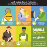 Les 5 règles d'or de l'utilisation sécuritaire de produits antiparasitaires