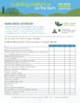 Farm Stress Inventory