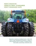 How Canadian Agricultural Standards Keep Canadians Safe