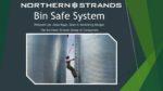 Protection contre les chutes dans un silo à grain: le système Bin Safe de Northern Strands