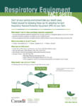 Respiratory Equipment Fact Sheet
