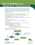 Feuille D'Information sur les Appareils respiratoires
