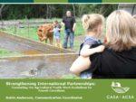 Renforcer les partenariats internationaux – Traduction des Agricultural Youth Work Guidelines pour les francophones canadiens