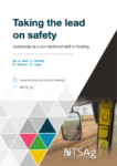 Taking the Lead on Safety