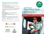 Your Personal Farm Safety Audit: Module 1 - Tractor Safety